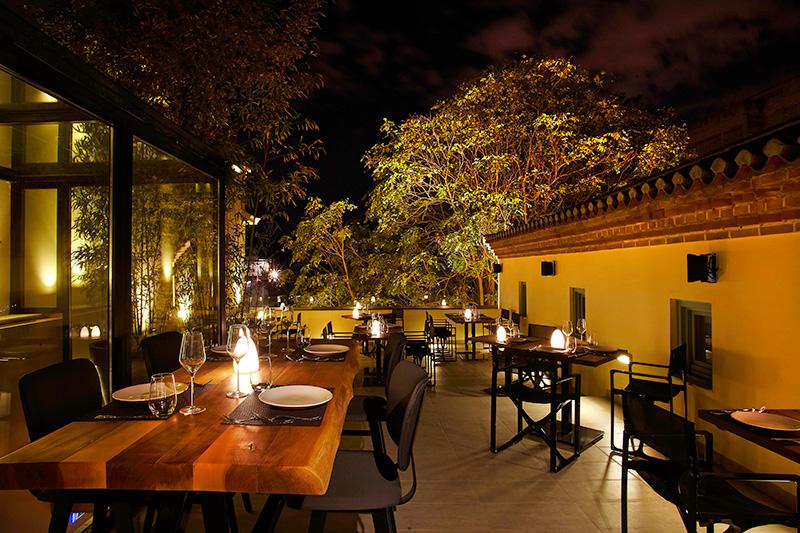 Επτά 7 - Εστιατόρια - αθηνόραμα Club